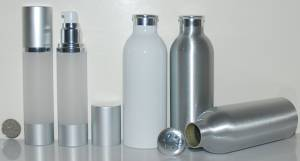New Aluminum Powder Shakers and Airless Pump Set