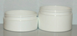 New Heavy Wall Polypropylene Jars
